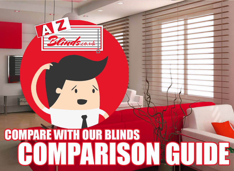 Runcorn and Liverpool Blinds Comparision
