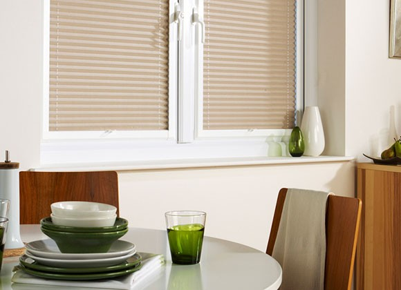Cream Perfect fitted Blinds