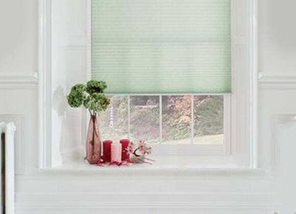 Duette Hall Blinds