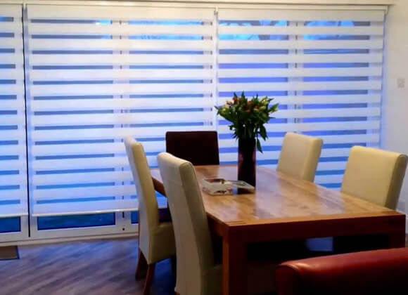 Electric motorised Blinds runcorn