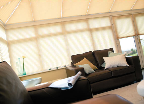 Light diffuse conservatory Blinds