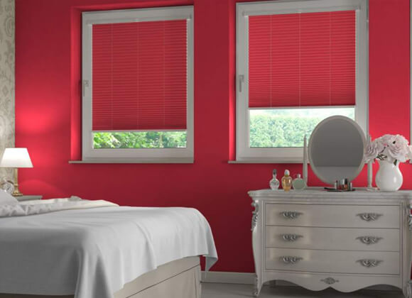 Perfect Fit Bedroom Blinds