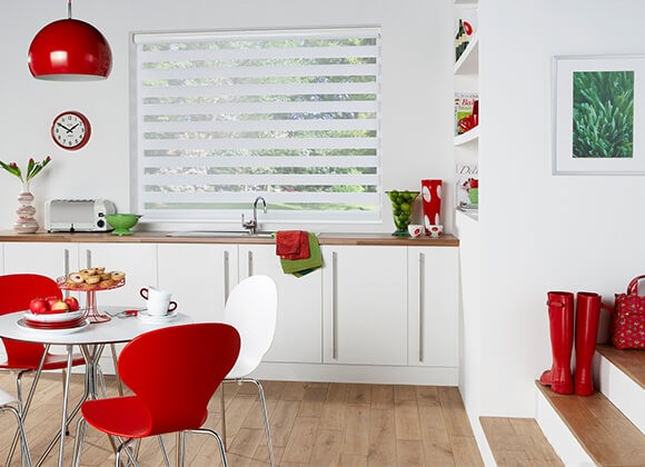 Twist Vision kitchen Blinds