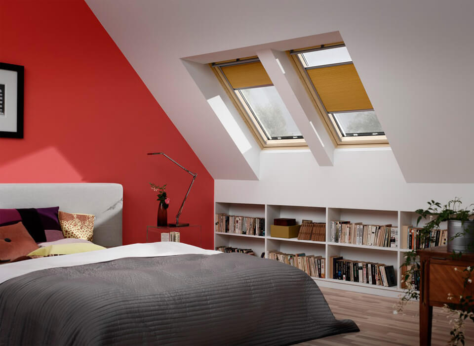 Velux Blinds Skylight