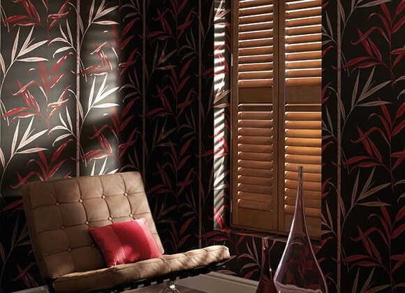 Wooden Shutter blinds Runcorn and liverpool