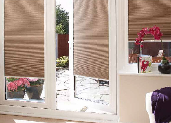 conservatory Blinds faux wood