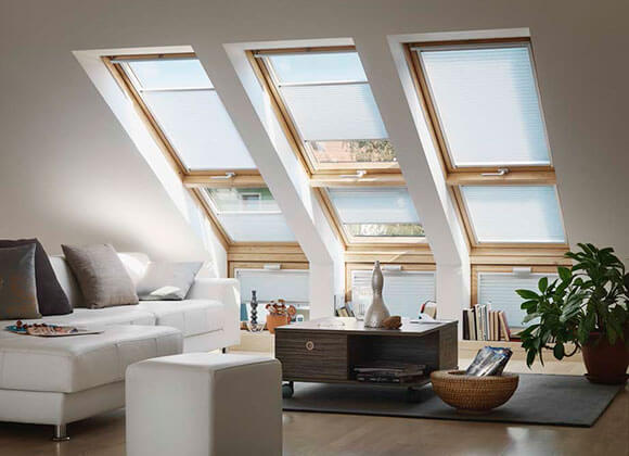 velux ceiling blinds
