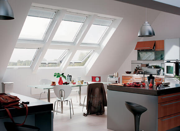 velux loft window blinds
