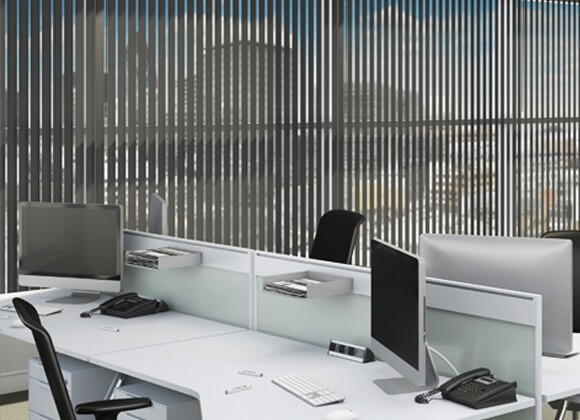 Commercial Office Blinds AZ Blinds Runcorn