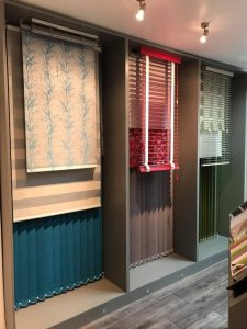 New Blinds & Shutters Show room Runcorn and liverpool