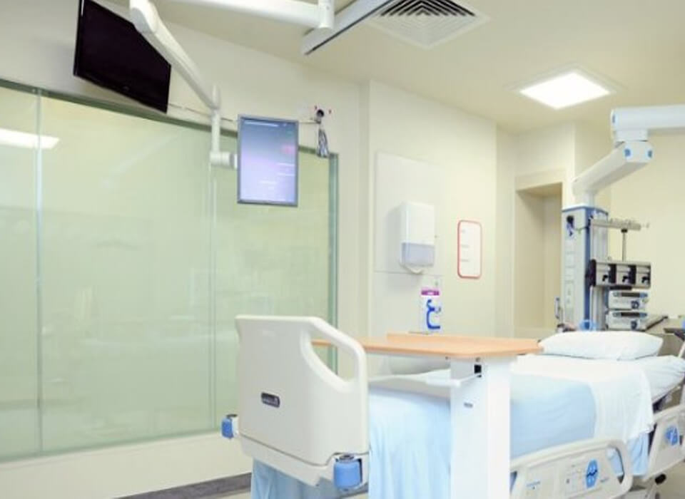 Hospital Healthcare Blinds Liverpool