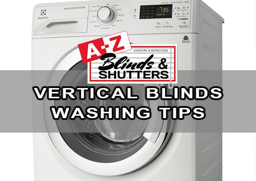 A-Z Blinds Vertical Blinds how to wash