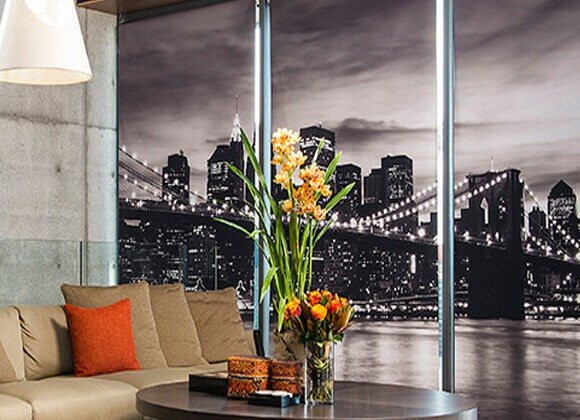 Digitally Printed Blinds Runcorn