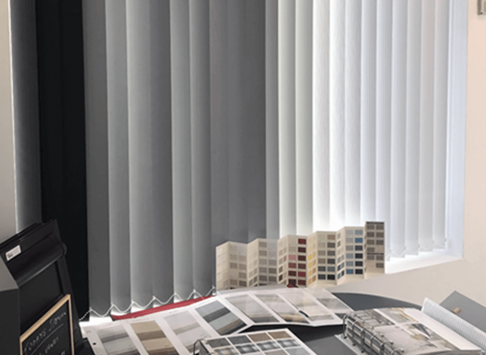 Replacement Vertical Blind Slats A-Z Blinds Runcorn