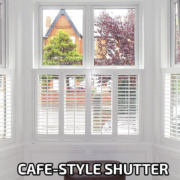 Cafe Style Shutters A-Z Blinds