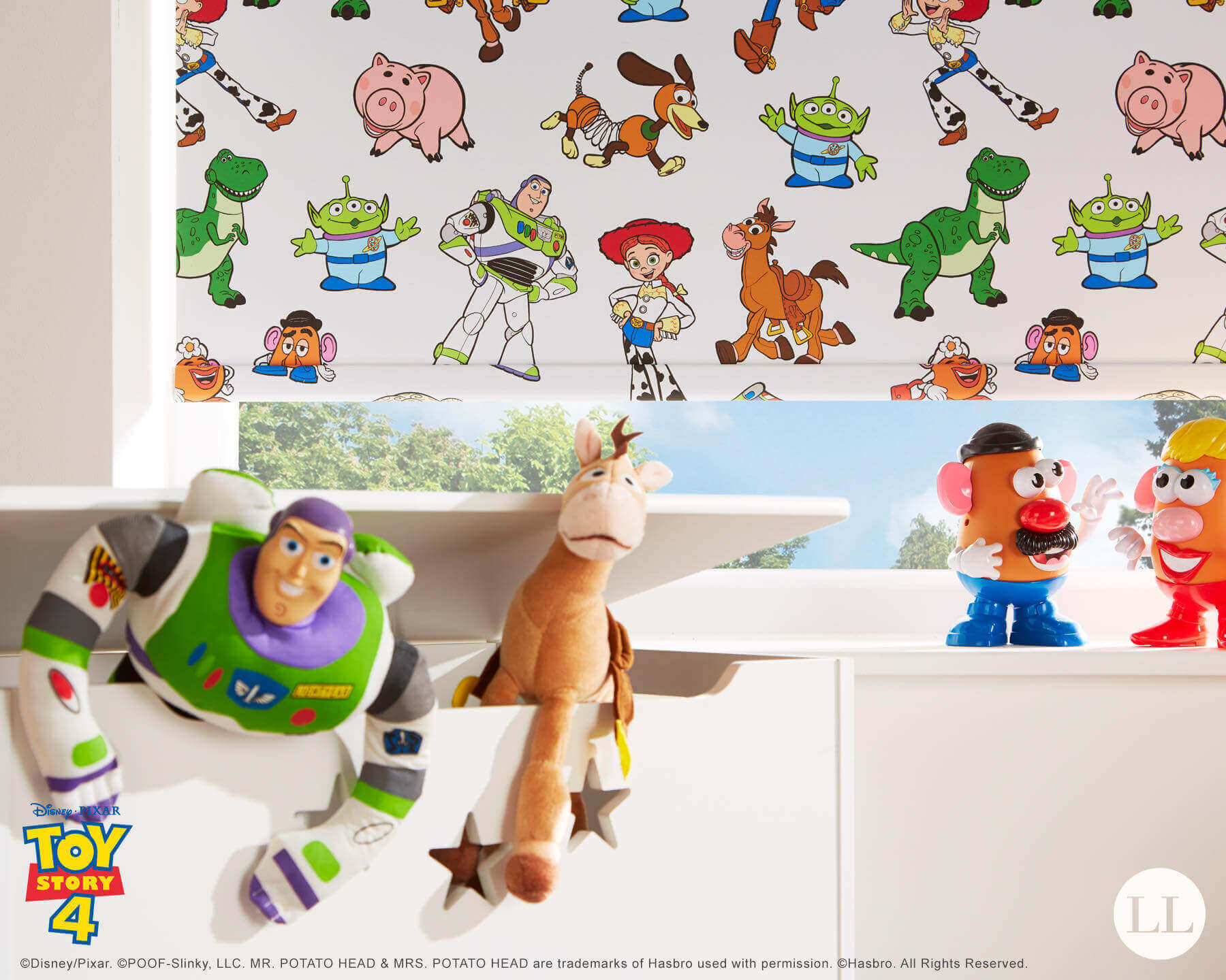 Toy Story Roller Blinds Runcorn Liverpool