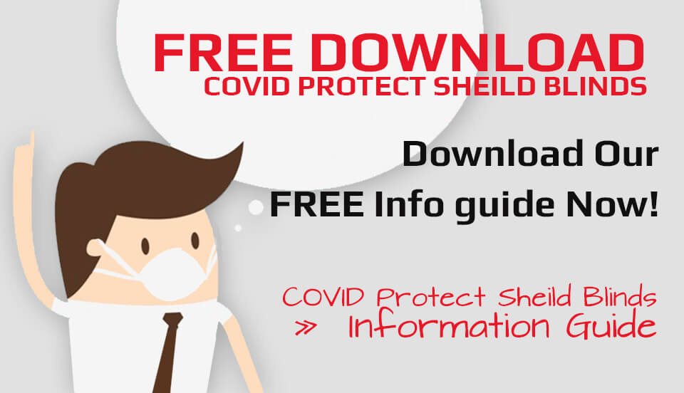 A-Z BLinds COVID-19 Protective Shield Blinds-Guide