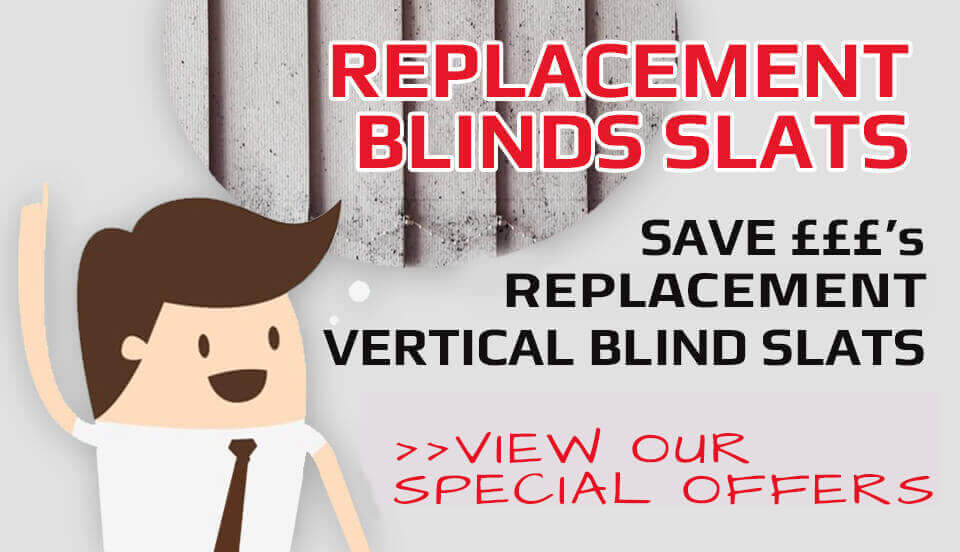Replacement Blind Slats Runcorn Widnes