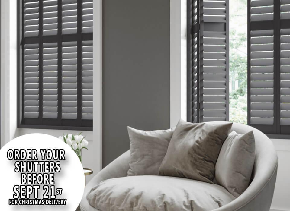 Shutter blinds A -Z BLINDS